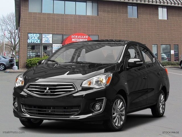 new 2017 mitsubishi mirage g4 es 4dr car in new britain 12044 schaller mitsubishi. Black Bedroom Furniture Sets. Home Design Ideas